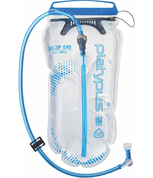 BIG ZIP EVO 3 LITRE HYDRATION BLADDER