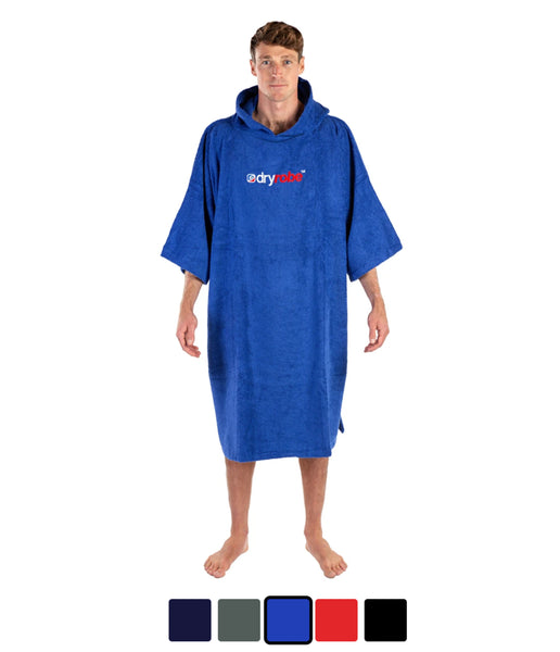 ORGANIC COTTON TOWEL DRYROBE - LARGE