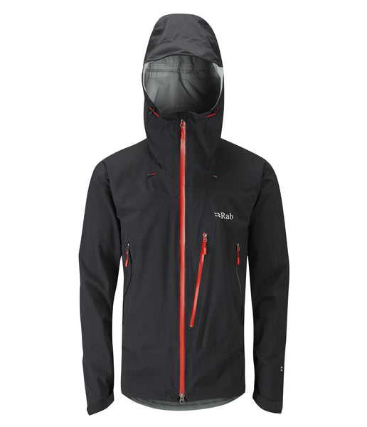 MEN'S FIREWALL JACKET - BLACK