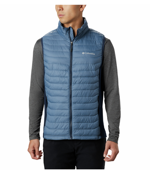 MEN'S POWDER PASS VEST - MOUNTAIN