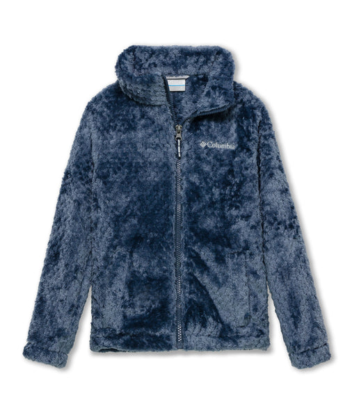 GIRL'S FIRE SIDE SHERPA FULL ZIP (AGES 4-8)