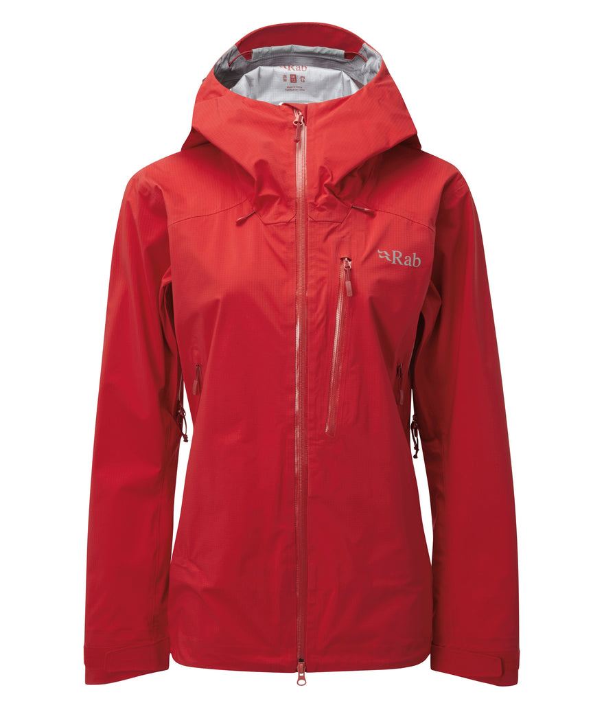 WOMEN'S FIREWALL JACKET - RUBY