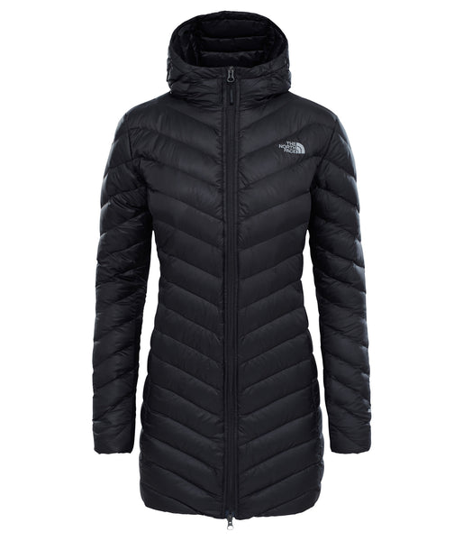 WOMEN'S TREVAIL PARKA - TNF BLACK