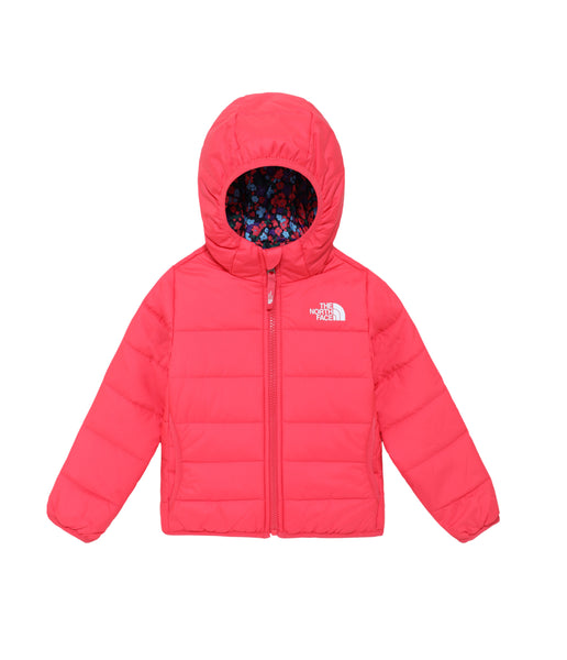 TODDLER REVERSIBLE PERRITO JACKET - PARADISE PINK