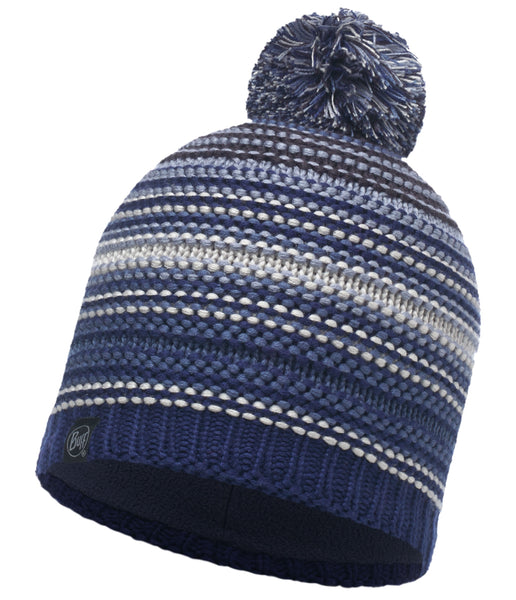 KNITTED & POLAR HAT NEPER INK BLUE