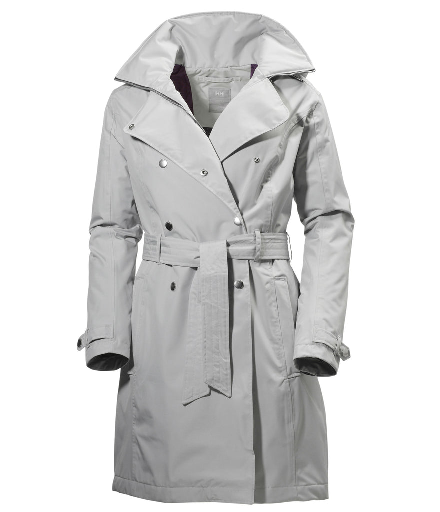 WOMEN'S WELSEY TRENCH INSULATED