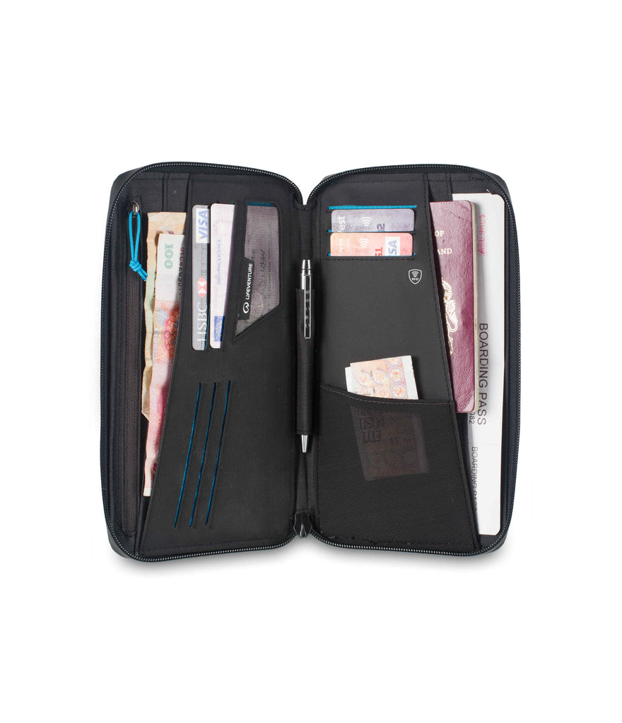 RFID DOCUMENT WALLET