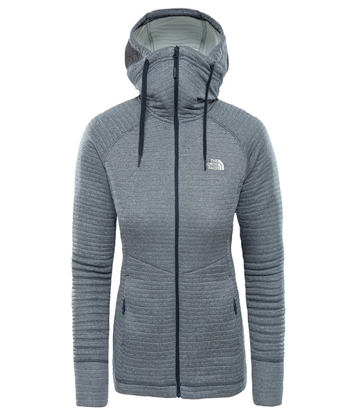 WOMEN'S HIKESTELLER MID JACKET - URBAN NAVY/TIN GREY