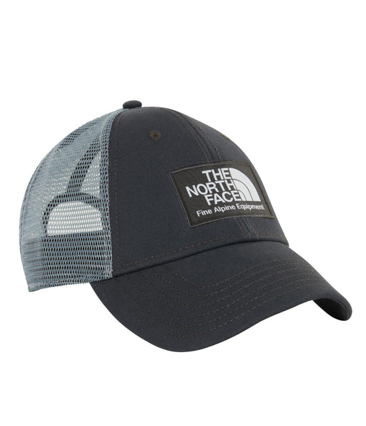 MUDDER TRUCKER HAT - ASPHALT GREY