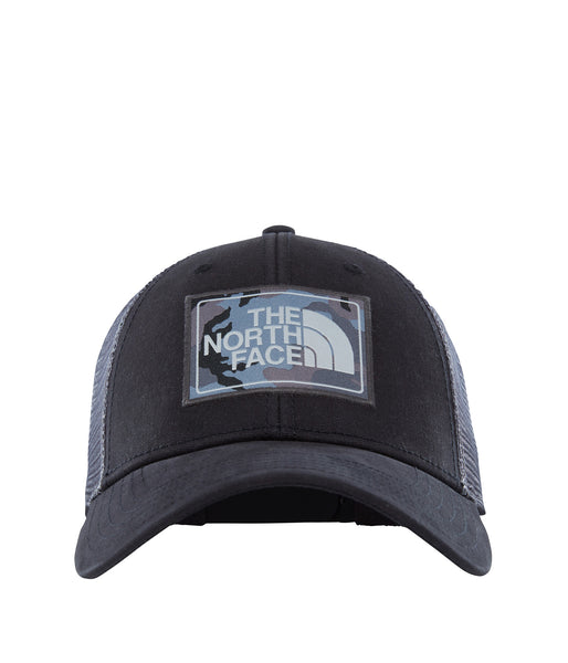 MUDDER TRUCKER HAT - TNF BLACK/ASPHALT GREY CAMO