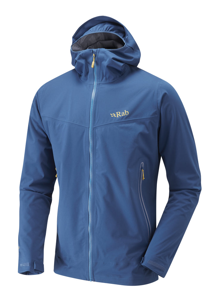 MEN'S KINETIC PLUS JACKET - INK BLUE