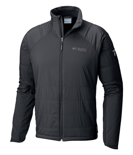 ALPINE TRAVERSE JACKET - BLACK