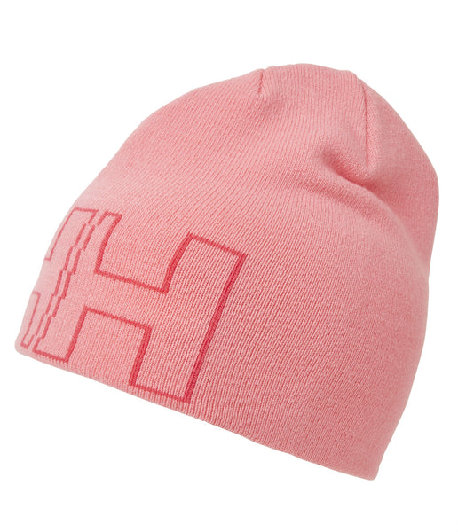 KID'S OUTLINE BEANIE - STRAWBERRY PINK