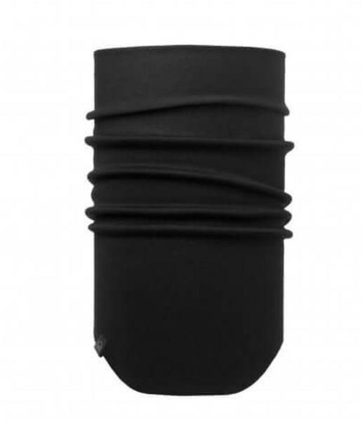 BLACK [NEW WINDPROOF NECKWARMER]