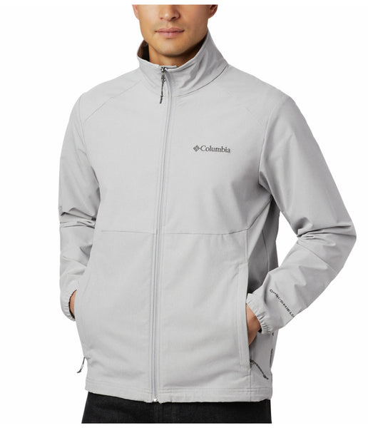 MEN'S HEATHER CANYON NON HOODED JACKET