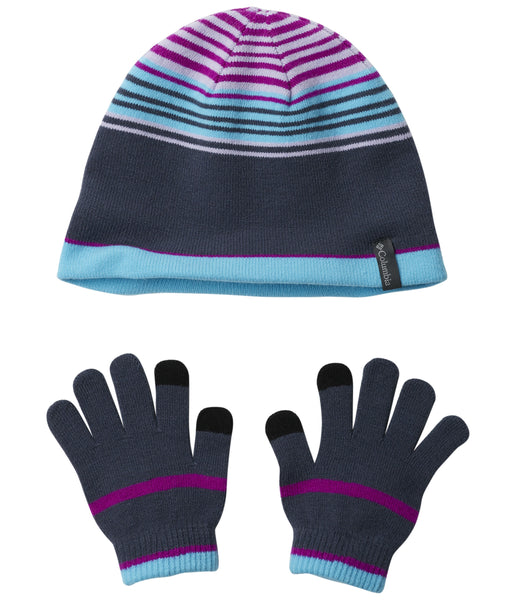 YOUTH HAT AND GLOVE SET - NOCTURNAL