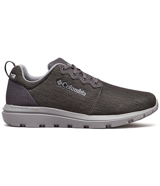 MEN'S BACKPEDAL OUTDRY SHOE - SHARK, MONUMENT