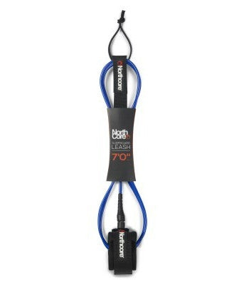 NORTHCORE 6MM SURFBOARD LEASH - 7'0