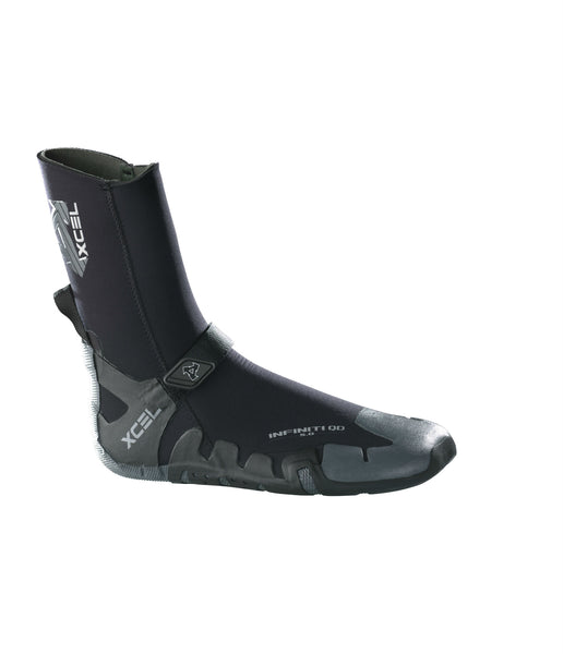 XCEL INFINITI 7MM 2017 ROUND TOE WETSUIT BOOTS