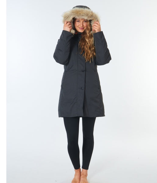WOMEN'S ANTI-SERIES PARKA JACKET