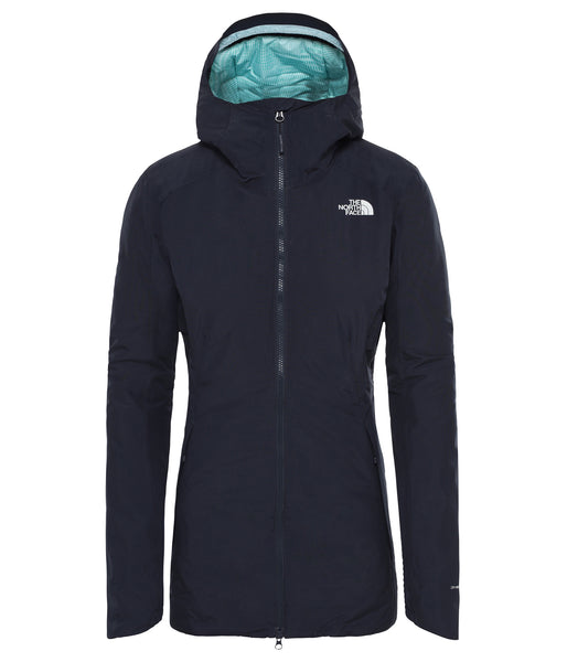 WOMEN'S HIKESTELLAR INSULATED PARKA - URBAN NAVY