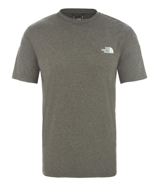 MEN'S REAXION AMP CREW - NEW TAUPE GREEN HEATHER