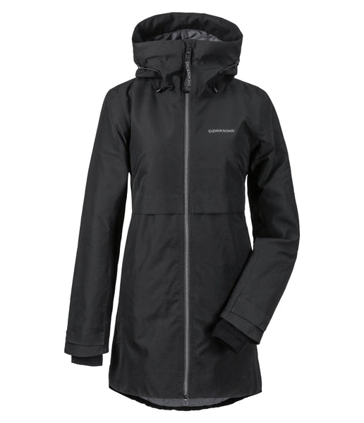 WOMEN'S HELLE PARKA 2 - BLACK