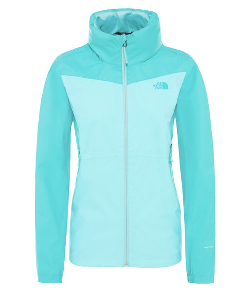 WOMEN'S RESOLVE PLUS JACKET - MINT BLUE