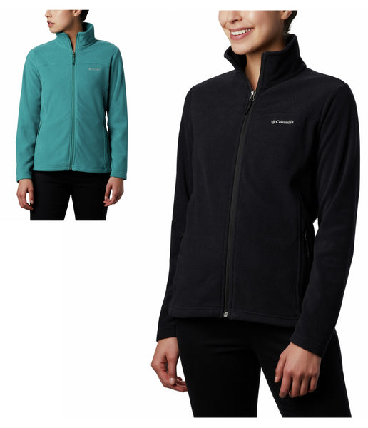WOMEN'S FAST TREK LIGHT FULL ZIP FLEECE