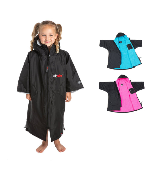 DRYROBE ADVANCE SHORT SLEEVE - KID'S - AGE 5 - 9 YEARS