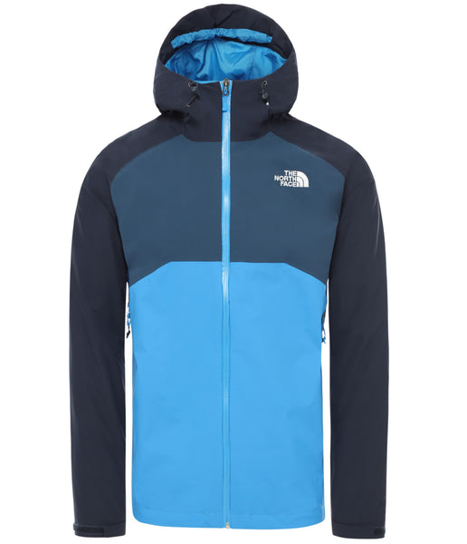 MEN'S STRATOS JACKET - CLEAR LAKE BLUE/URBAN NAVY/BLUE WING TEAL