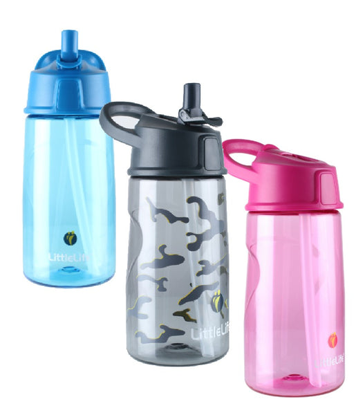 KID'S FlIP TOP WATER BOTTLE 550ML