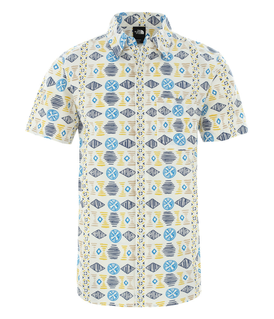 MEN'S S/S BAYTRAIL SHIRT