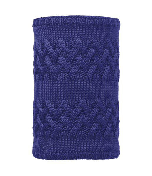 SAVVA MAZARINE BLUE [KNITTED NECKWARMER].