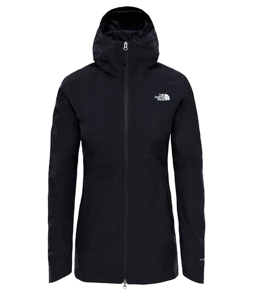 WOMEN'S HIKESTELLAR PARKA SHELL JACKET - TNF BLACK