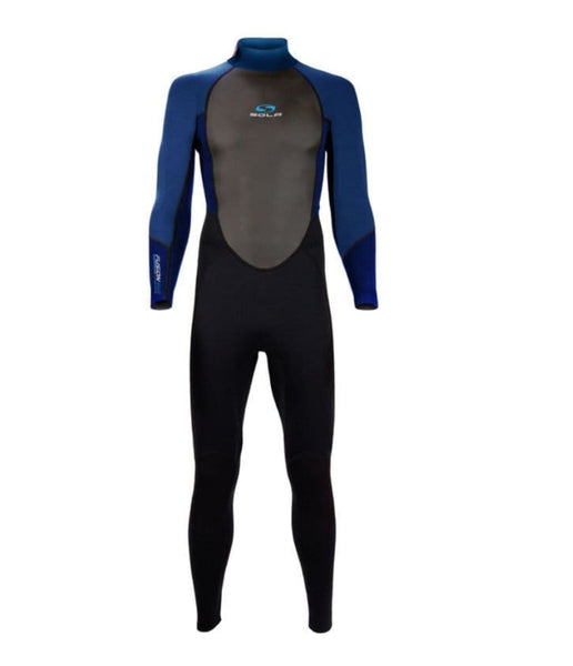 MEN'S FUSION 3/2MM SUMMER FULL WETSUIT