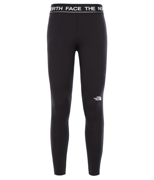 WOMEN'S FLEX MID RISE LEGGINGS - TNF BLACK