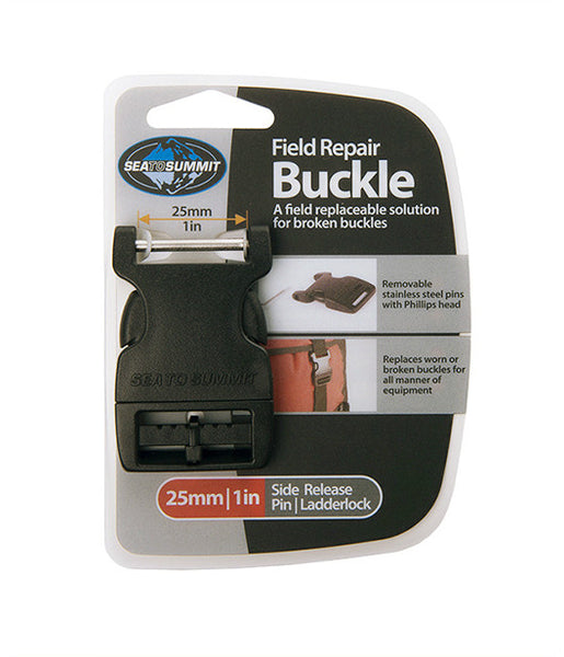 FIELD REPAIR BUCKLE 25MM SIDE RELEASE 1 PIN