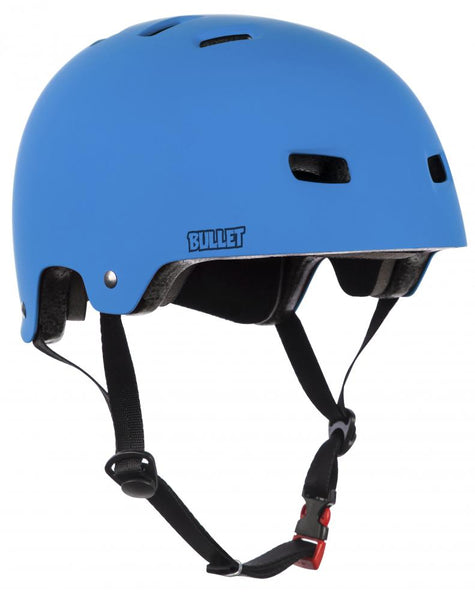 YOUTH BULLET DELUXE HELMET - 49-54CM (ONE SIZE FITS MOST KIDS)