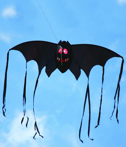 SPOOKY BAT KITE - SINGLE LINE