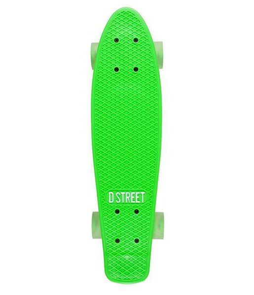 D-STREET POLYPRO NEON FLASH CRUISER