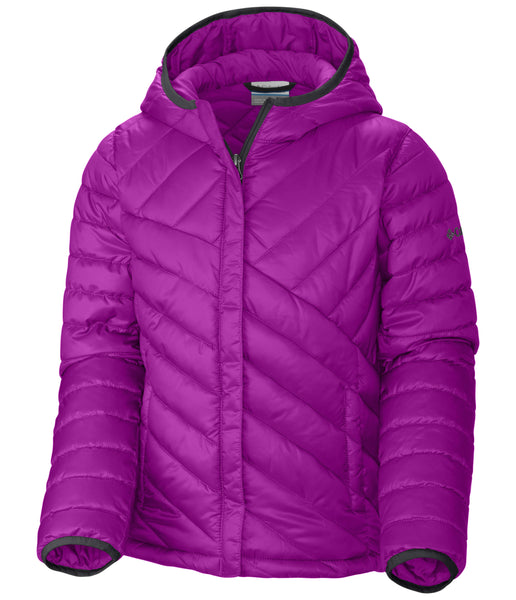 GIRL'S POWDER LITE PUFFER (AGES 4-8)