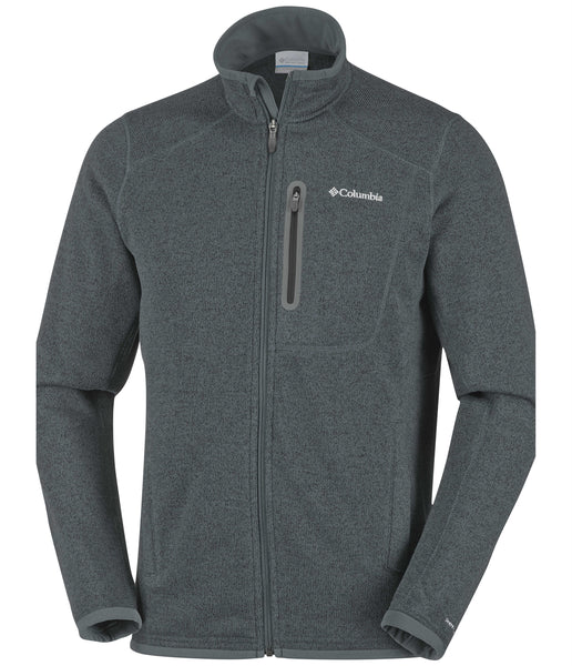ALTITUDE ASPECT FULL ZIP - GRAPHITE HEATHER