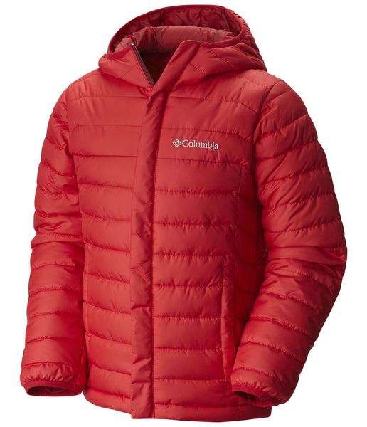BOY'S POWDER LITE PUFFER (AGES 2 - 8)