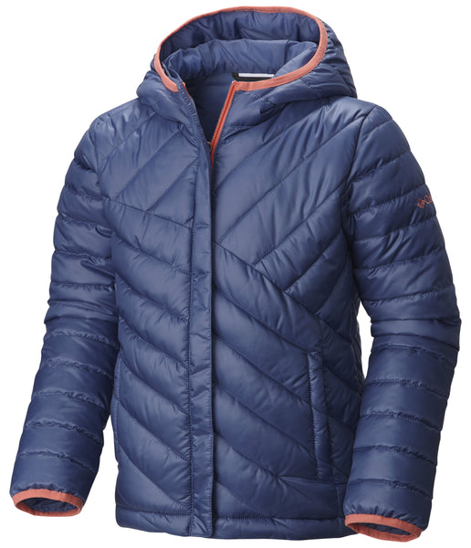 GIRL'S BLUEBELL TODDLER POWDER LITE PUFFER (AGES 2-4)