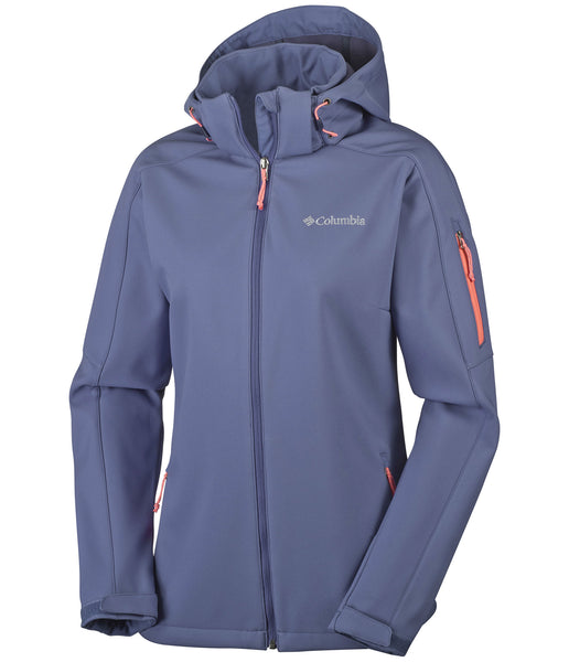 WOMEN'S CASCADE RIDGE SOFTSHELL JACKET