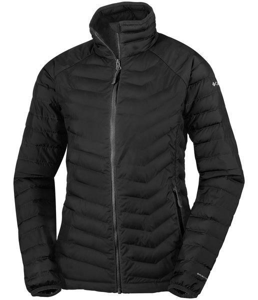 WOMEN'S POWDER LITE JACKET - BLACK