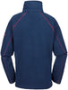 YOUTH FAST TREK II FULL ZIP - COLLEGIATE NAVY (AGES 4 TO 12)