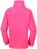 YOUTH FAST TREK II FULL ZIP - PUNCH PINK (AGES 4 TO 12)