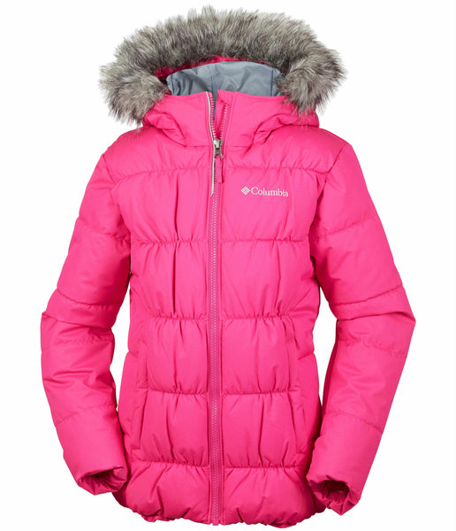 GIRL'S GYROSLOPE JACKET